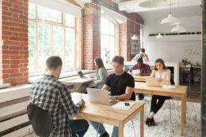 shared office space in Denver